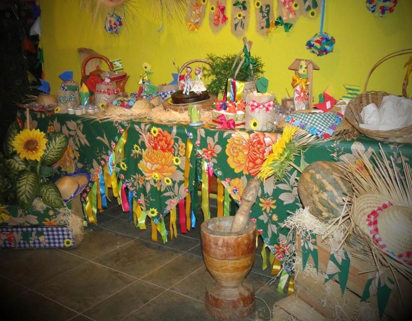 paninho para enfeitar festa junina kit