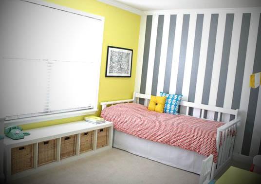 Como decorar parede com fita adesiva -> Decorar Parede Com Fita Adesiva