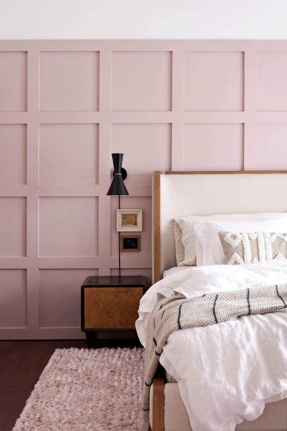 paredes rosa decoracao quarto 1