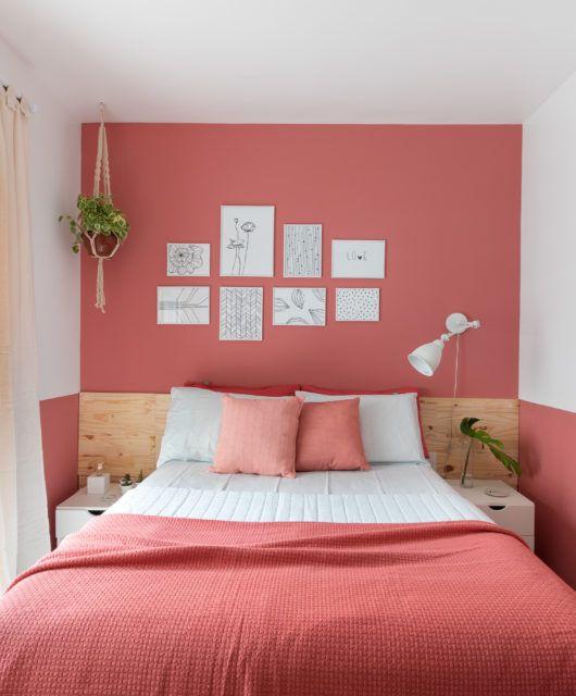 paredes rosa decoracao quarto 2