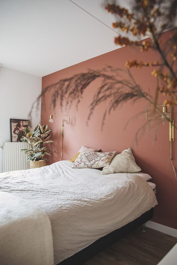 paredes rosa decoracao quarto