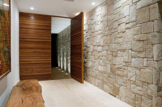pedras decorativas parede