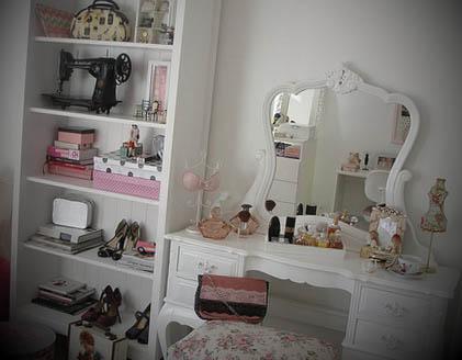 penteadeira quarto feminino