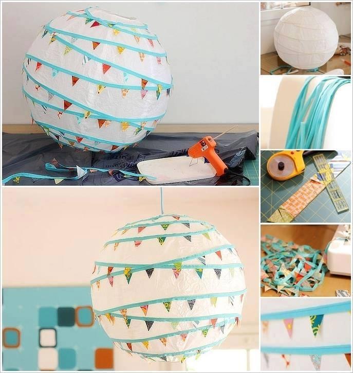 personalizar luminarias papel arroz 10