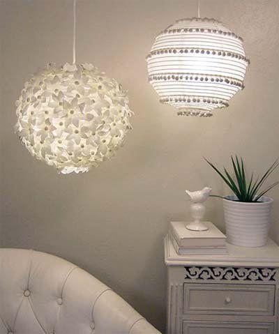 personalizar luminarias papel arroz 3