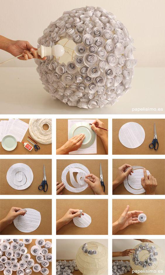 personalizar luminarias papel arroz 4