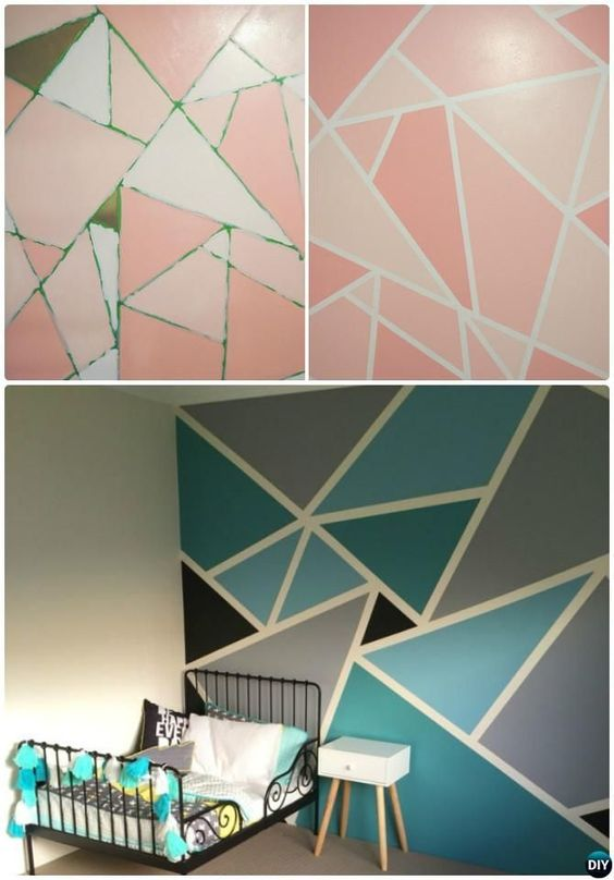 pintura.geometrica passo passo 1