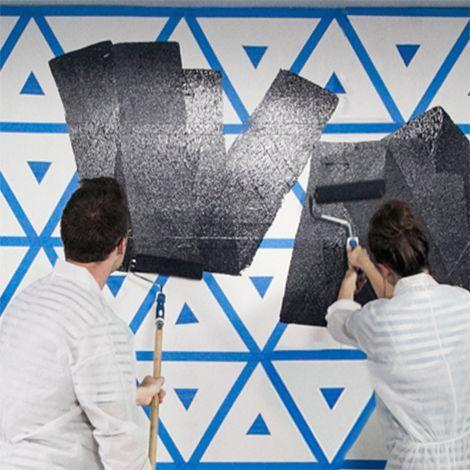 pintura.geometrica passo passo 2