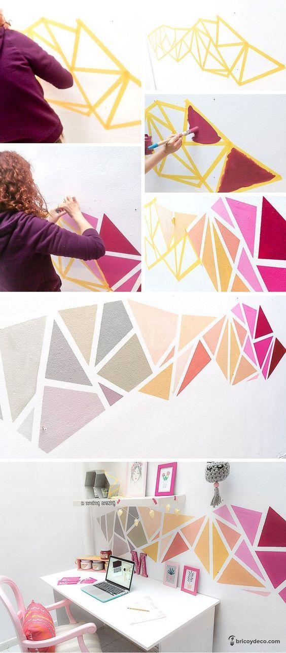 pintura.geometrica passo passo