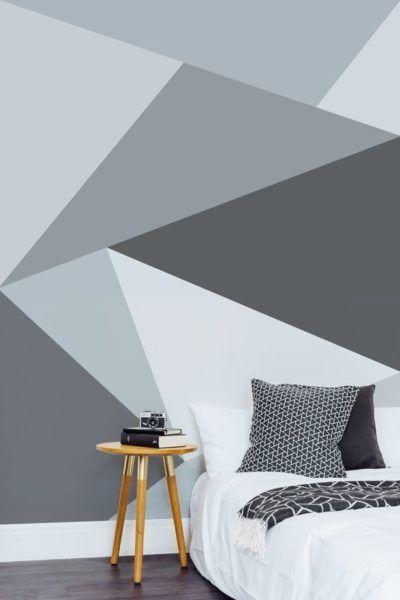 pintura.geometrica quarto cinza