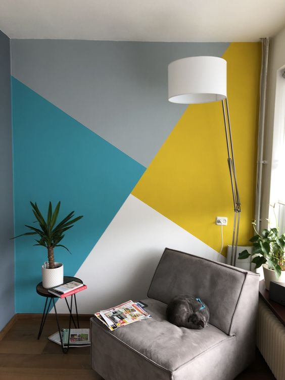 pintura.geometrica sala
