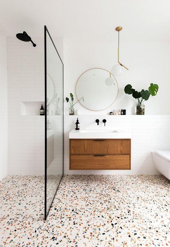 piso banheiro dicas modelos 3