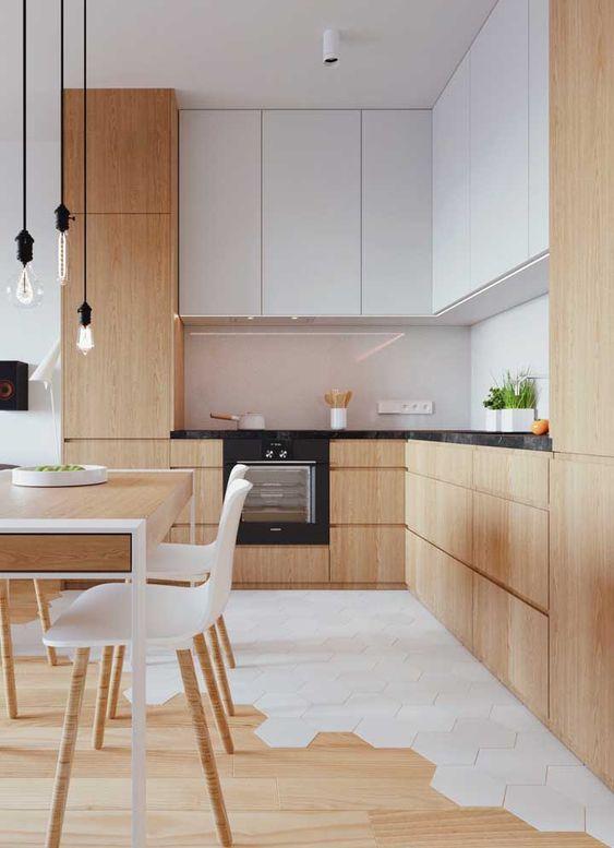 piso cozinhas dicas modelos 2