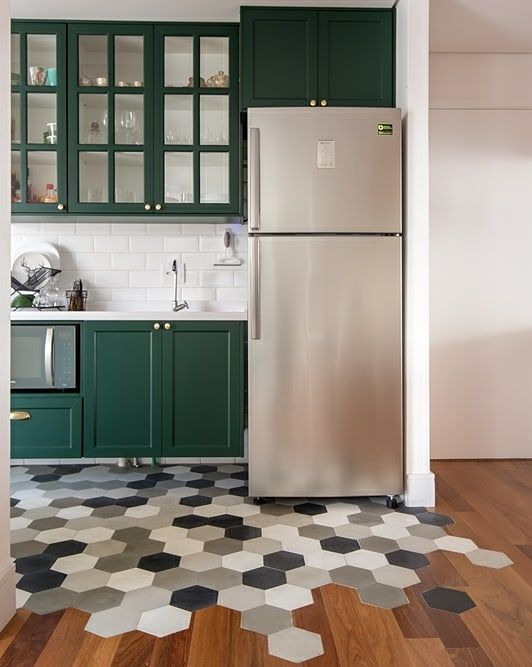 piso cozinhas dicas modelos 9