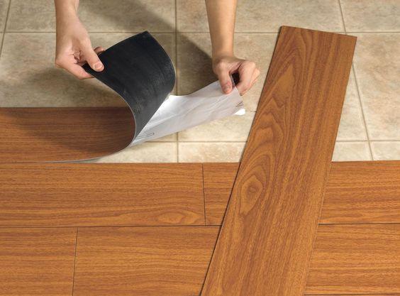 piso vinílico dicas aplicaçao