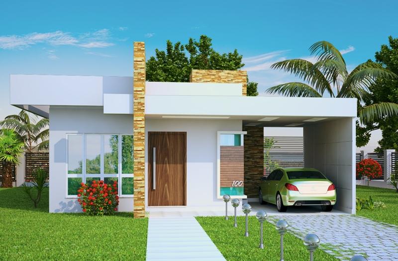 plantas de casas fachadas de casas