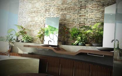 plantas que podem ser perfeitas para o banheiro