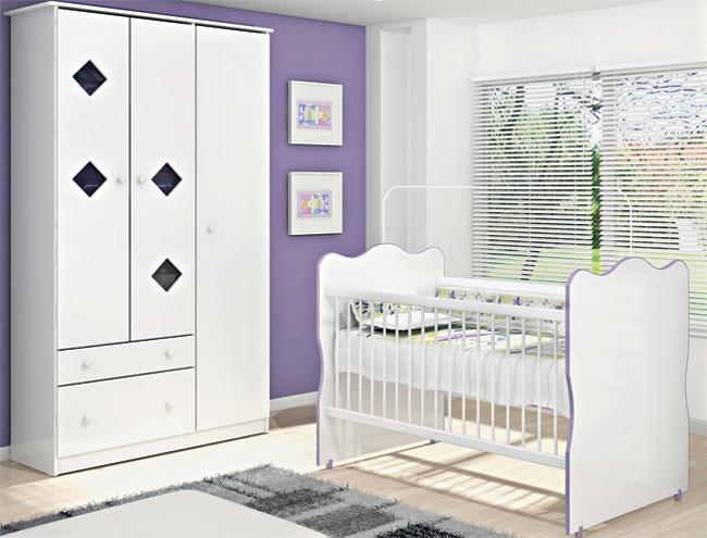 ponto frio moveis para quarto de bebê