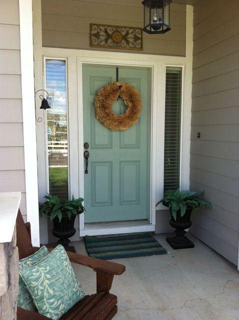porta fachada colorida azul 1