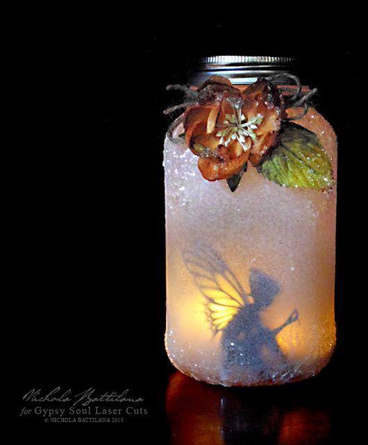 potes vidro decorados 6