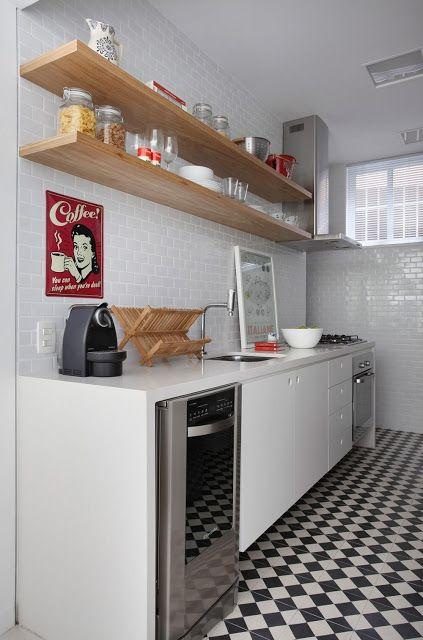 prateleiras para cozinha madeira 1