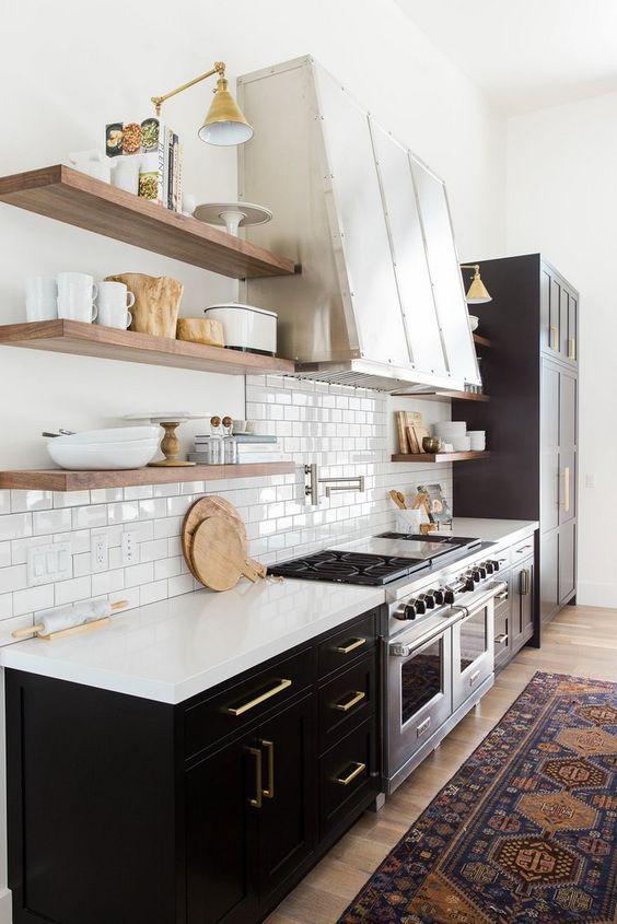 prateleiras para cozinha madeira 2