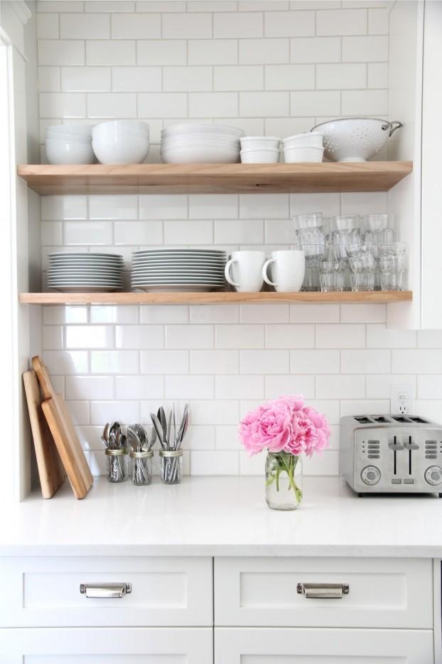 prateleiras para cozinha simples 3