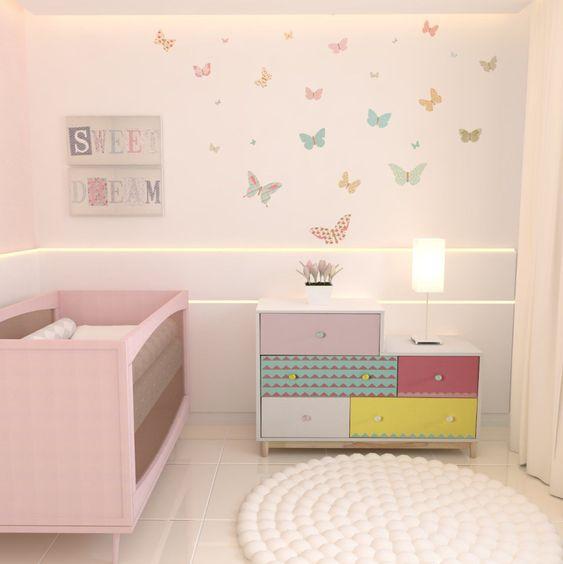 quarto bebe menina 1