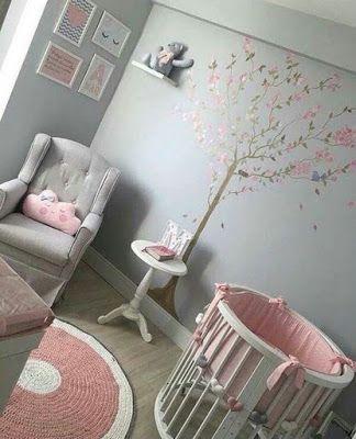 quarto bebe menina decoracao