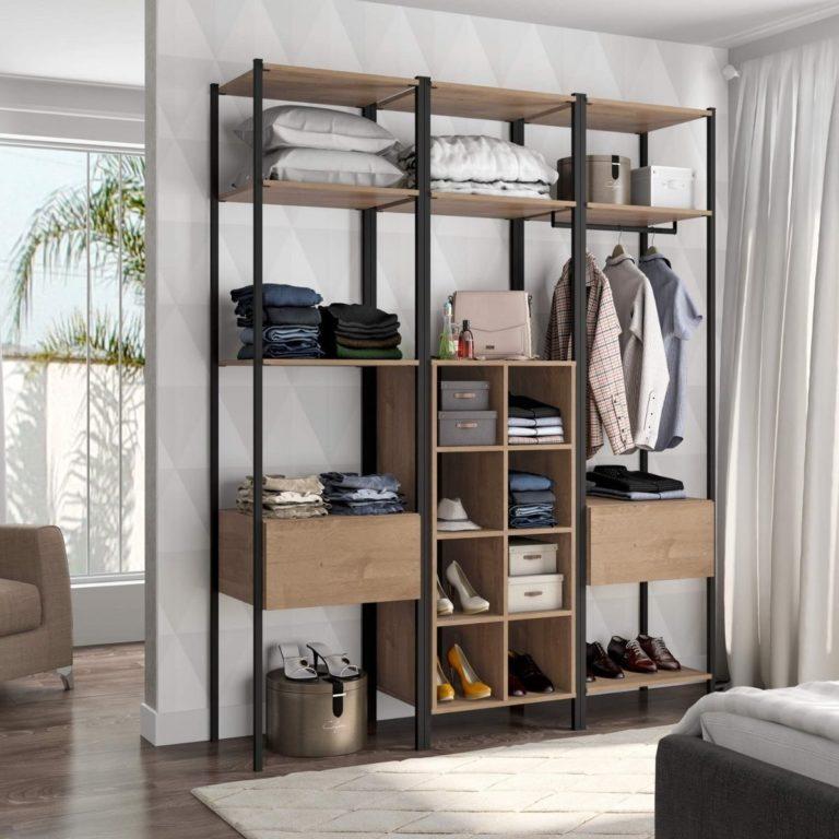 quarto com closet dicas ideias 2
