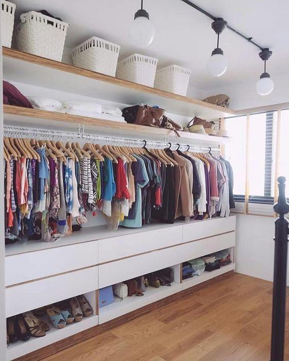quarto com closet dicas ideias 6
