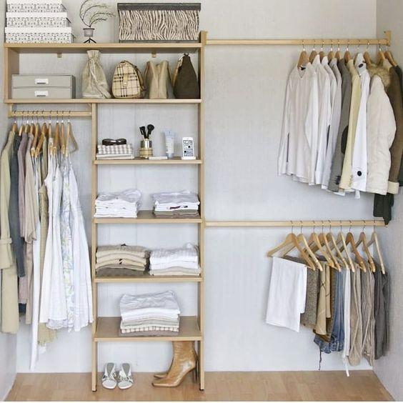 quarto com closet dicas ideias 8