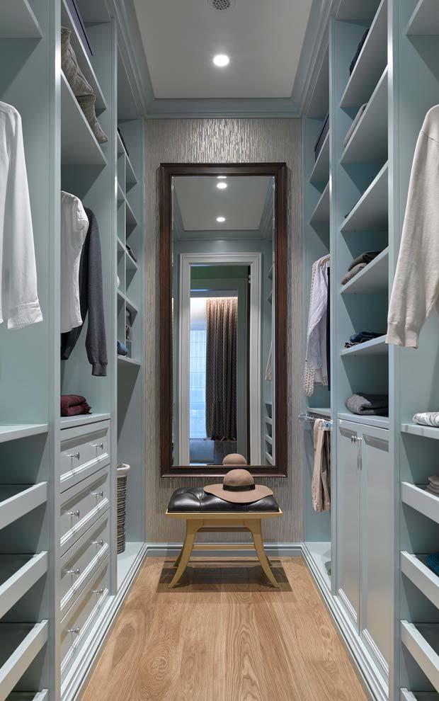 quarto com closet dicas ideias 9