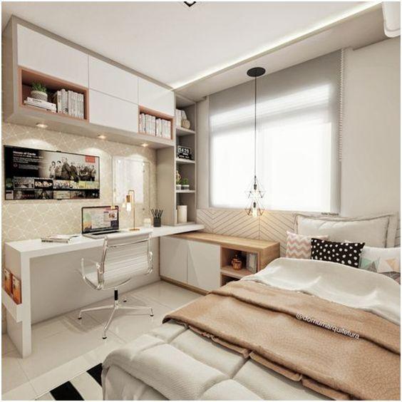 quarto com escritorio 1