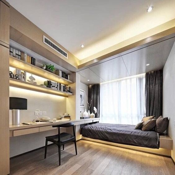 quarto com escritorio 7