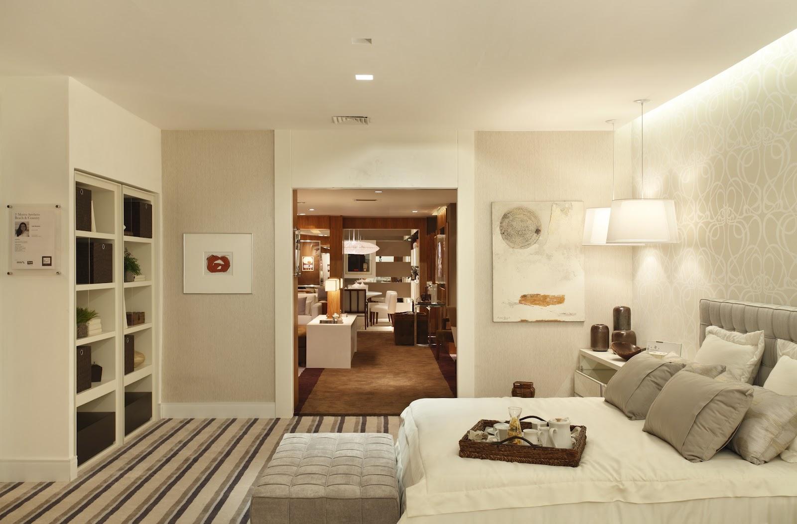 quarto com suite de casal