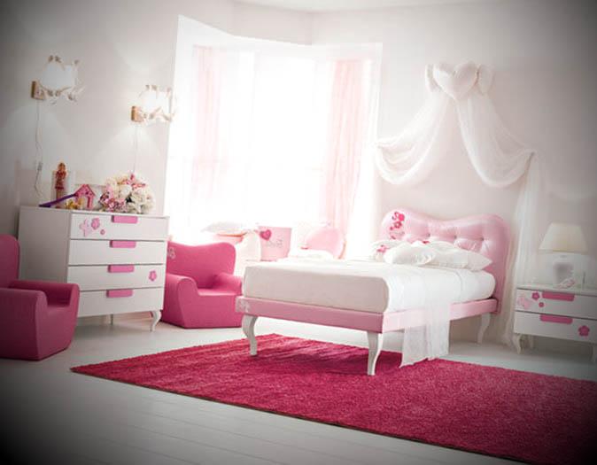 quarto da barbie simples