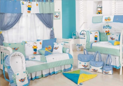 quarto de bebe masculino fotos