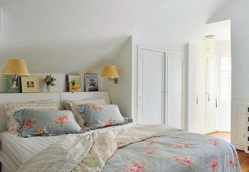 quarto de casal romântico como decorar