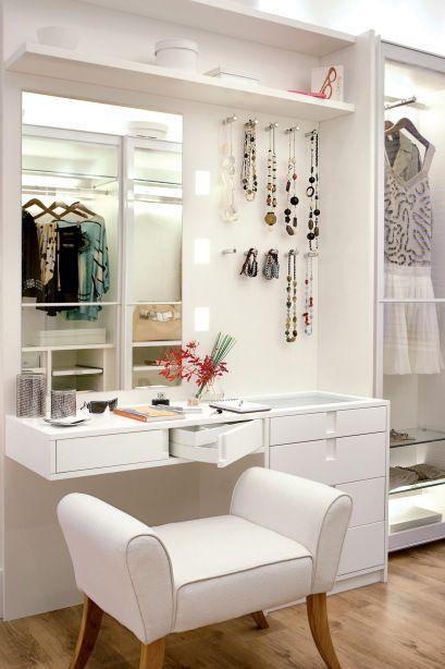 quarto decorado penteadeira 4