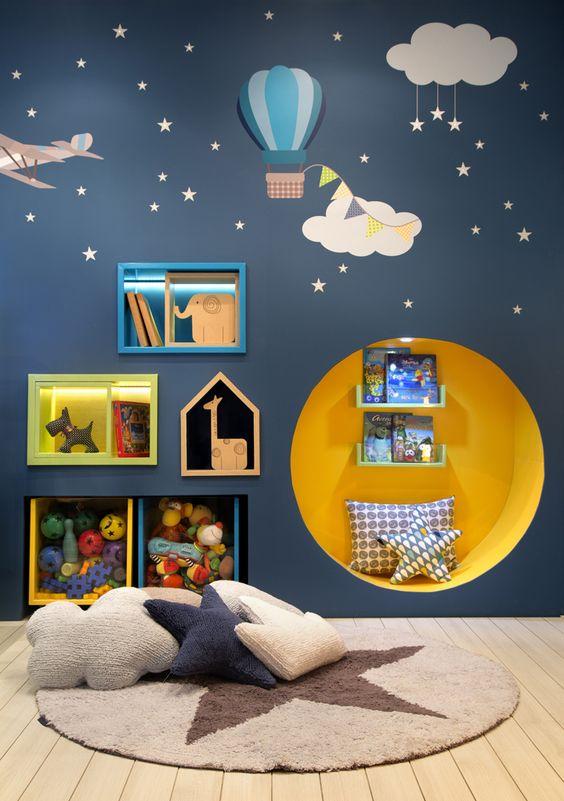 quarto infantil colorido 4