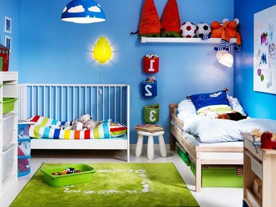 quarto infantil colorido 6