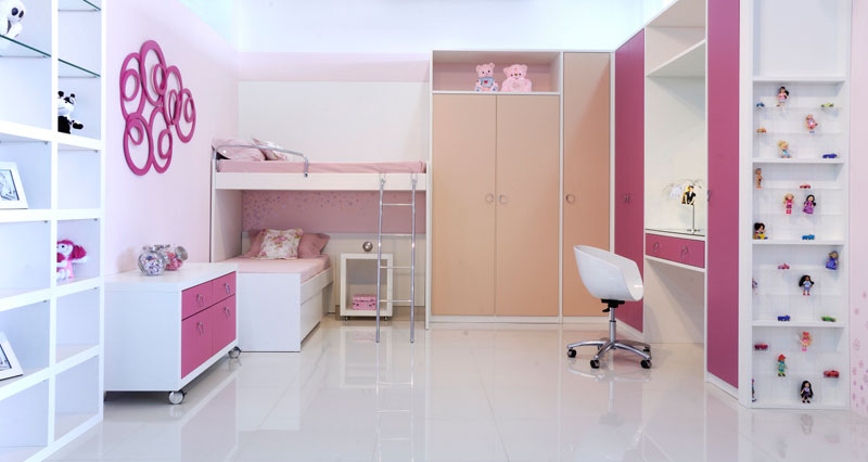 quarto infantil planejado