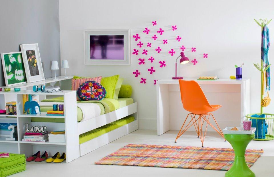 quarto juvenil cores
