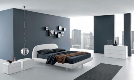 quarto minimalista como decorar