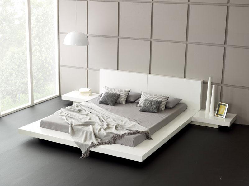 quarto minimalista decoracao