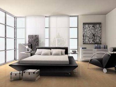 quarto moderno casal