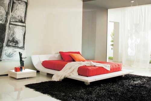 quarto moderno decorados