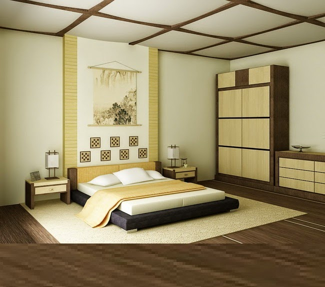 quarto oriental decorado 5