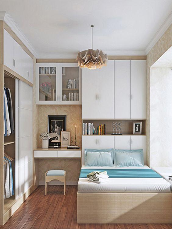 quartos com moveis planejados 3